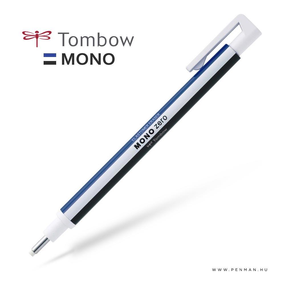 tombow mono radir 2mm blue white penman