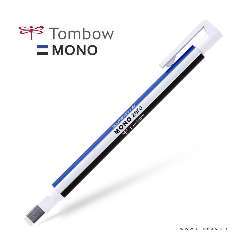 tombow mono radir 5mm blue white penman