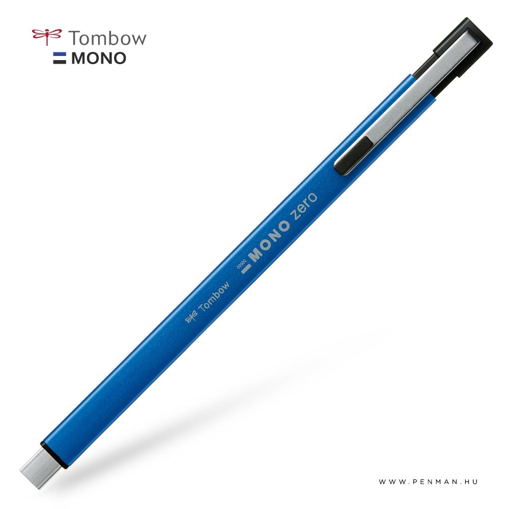 tombow mono zero metal blue 001
