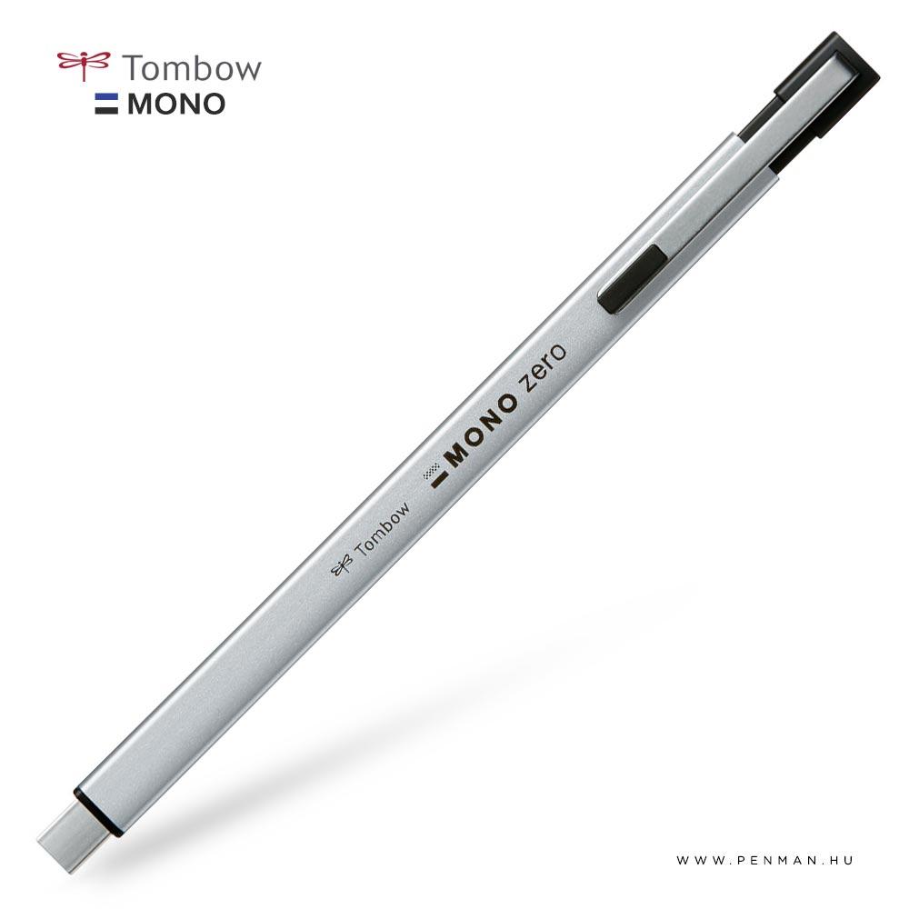 tombow mono zero metal silver 001