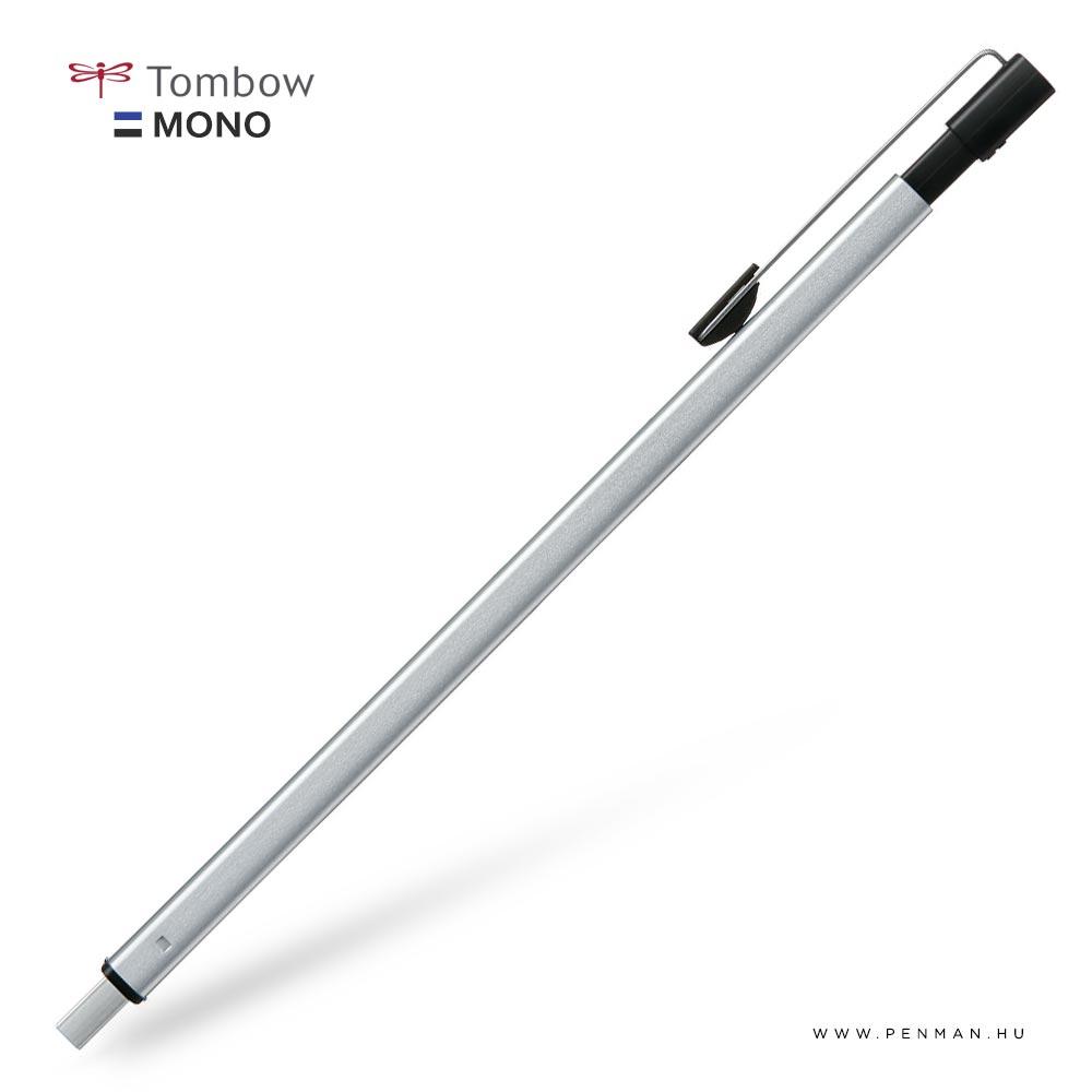 tombow mono zero metal silver 002