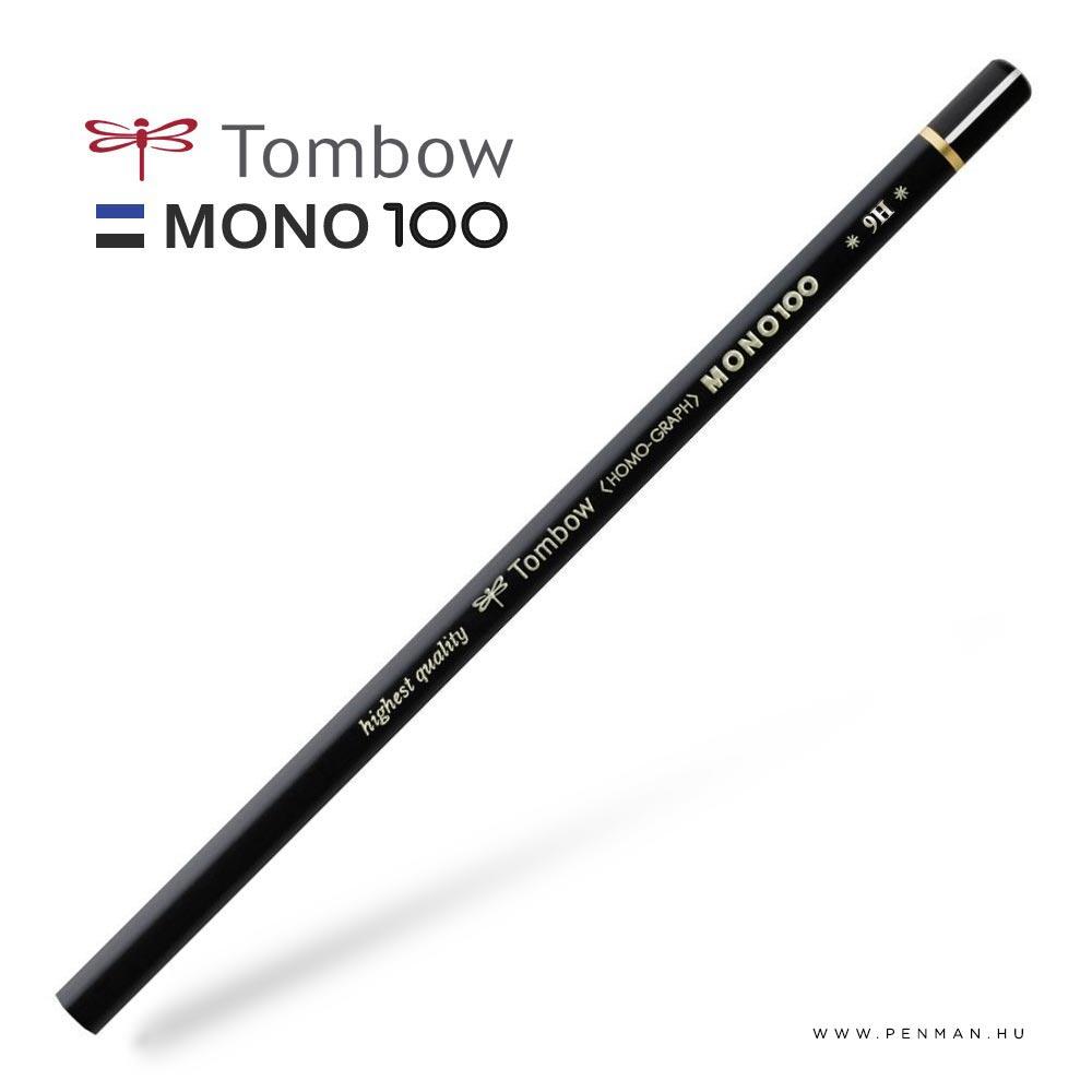 tombow mono100 9H penman