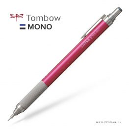 tombow monographzero 05 pink penman