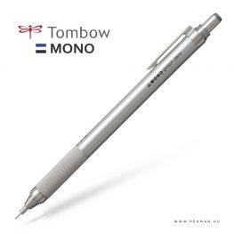 tombow monographzero 05 silver penman