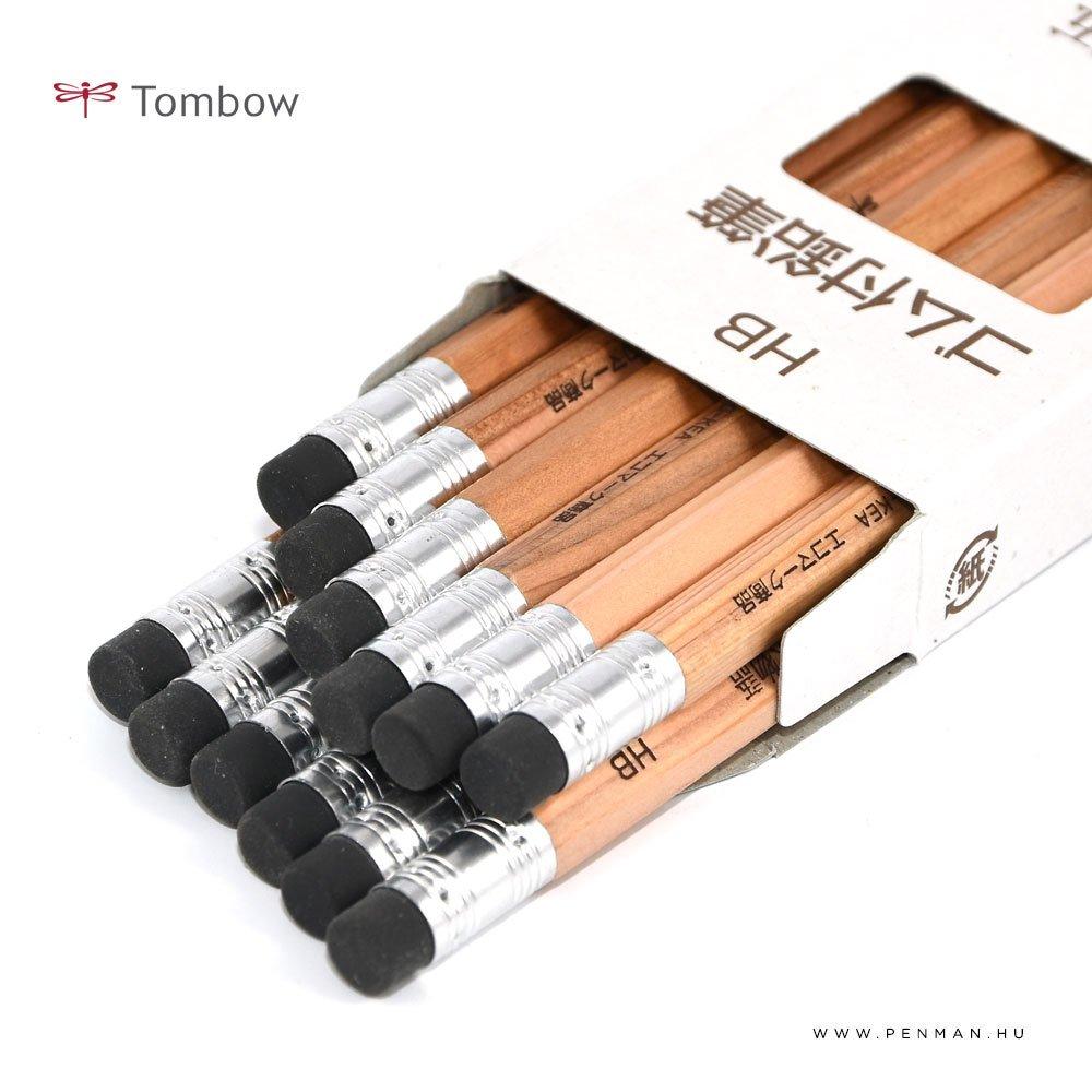 tombow ujrahasznositott ceruza radirral doboz 002