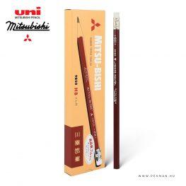 uni 9850 hb grafit ceruza doboz 001