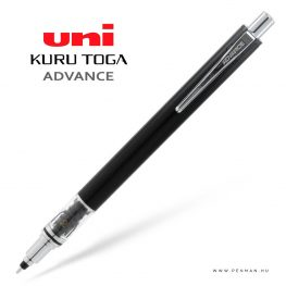 uni kurutoga advance black 03 penman