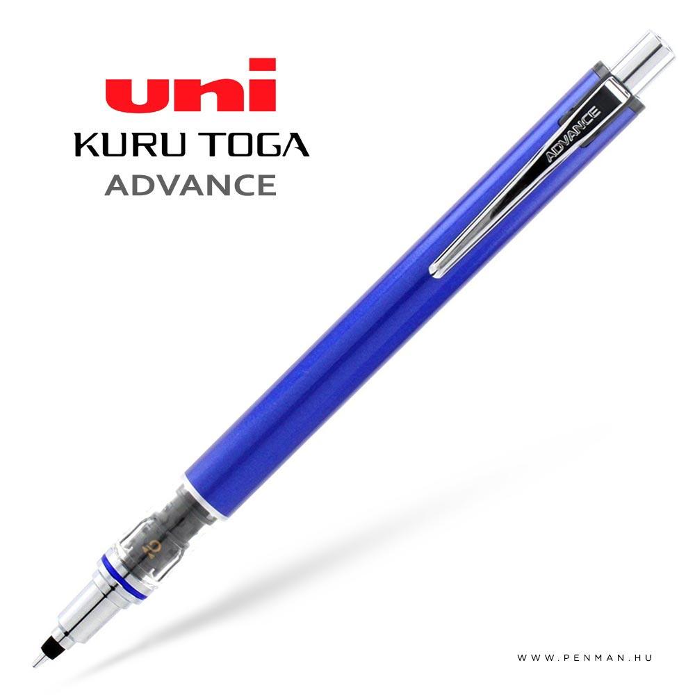 uni kurutoga advance blue 03 penman