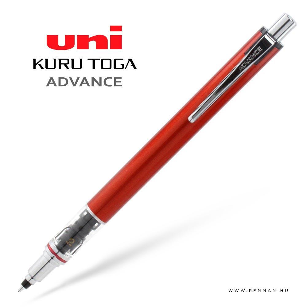 uni kurutoga advance red 05 penman