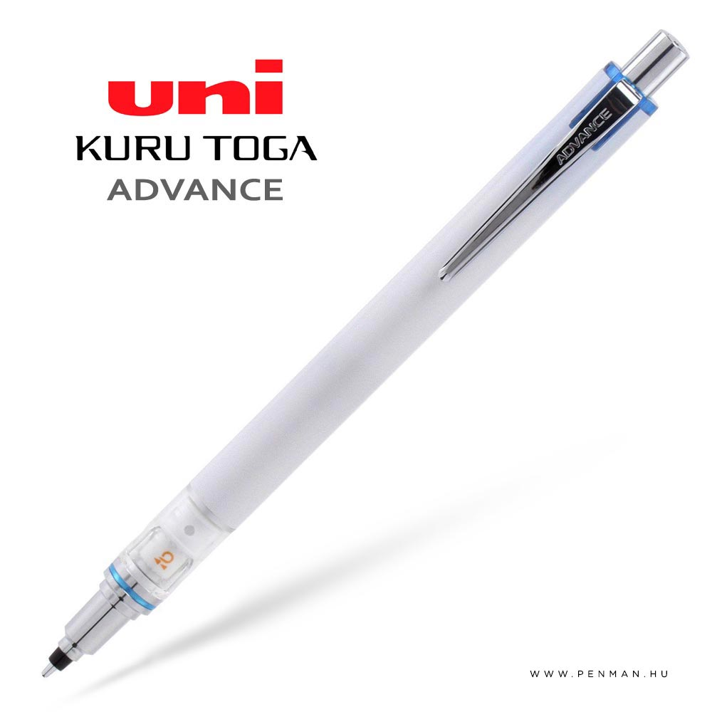 uni kurutoga advance white 03 penman
