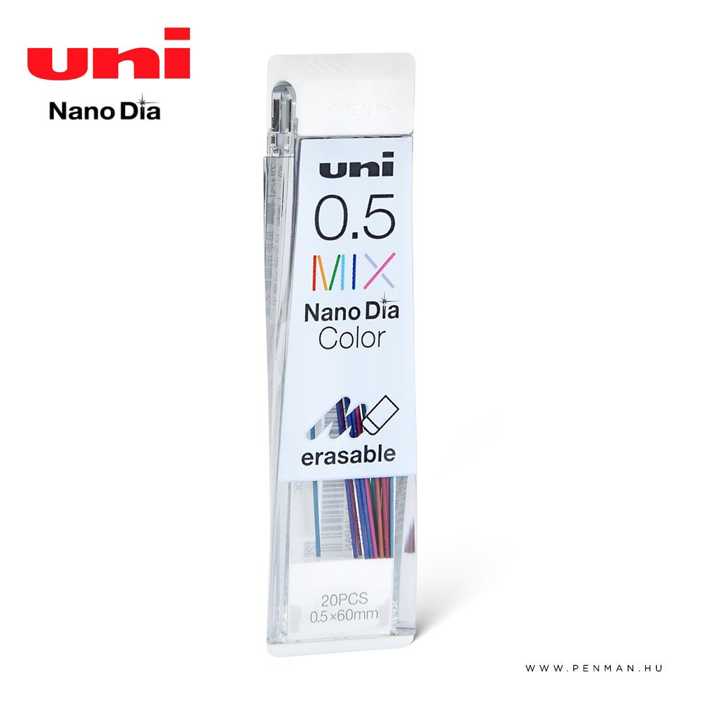 uni nano dia 05mm betet colormix