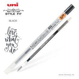 uni style fit 028 refill black