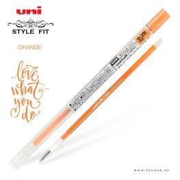uni style fit 028 refill orange