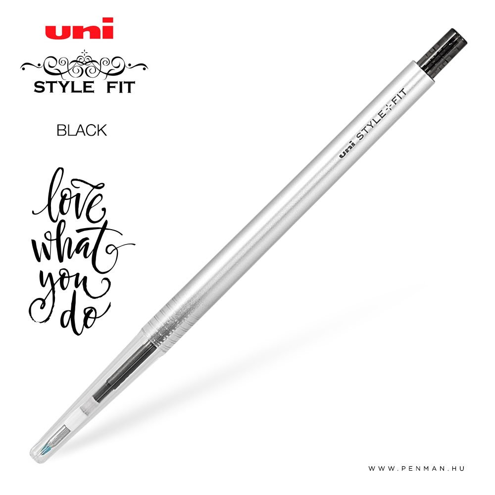 uni style fit 038 single black