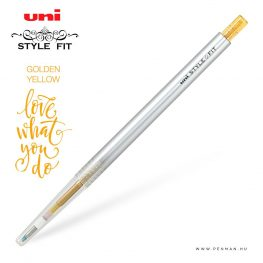 uni style fit 038 single golden yellow