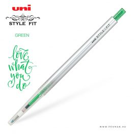 uni style fit 038 single green