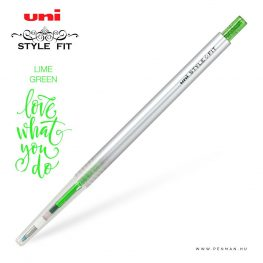 uni style fit 038 single lime green