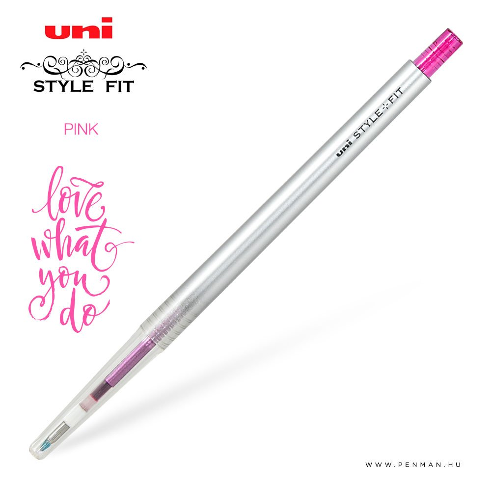 uni style fit 038 single pink