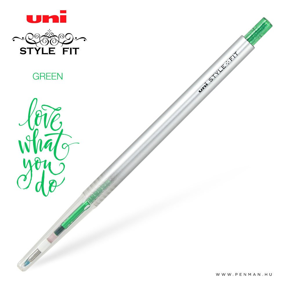 uni style fit 05 single green