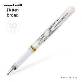 uniball signo um153 white 001