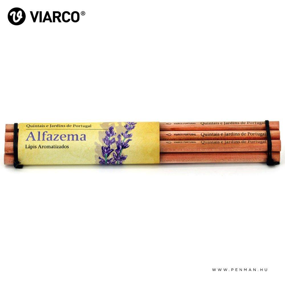 viarco illatos ceruza levendula