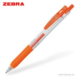 zebra sarasa 04 set narancs 001
